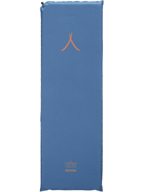 Grand Canyon Cruise Kid Self-Inflatable Mat blue